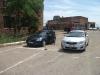 На площадке автошколы Старт в Астрахани